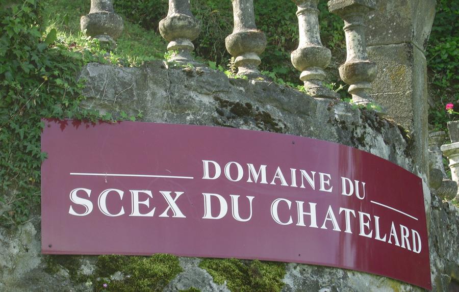 Domaine du scex du ch telard daniel allamand grands vins de villeneuve - Le domaine du chatelard ...